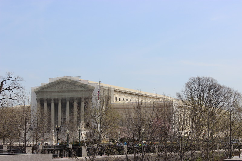 U.S. Supreme Court Facade Renovation
