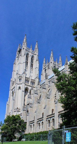 Washington National Cathedral Tower