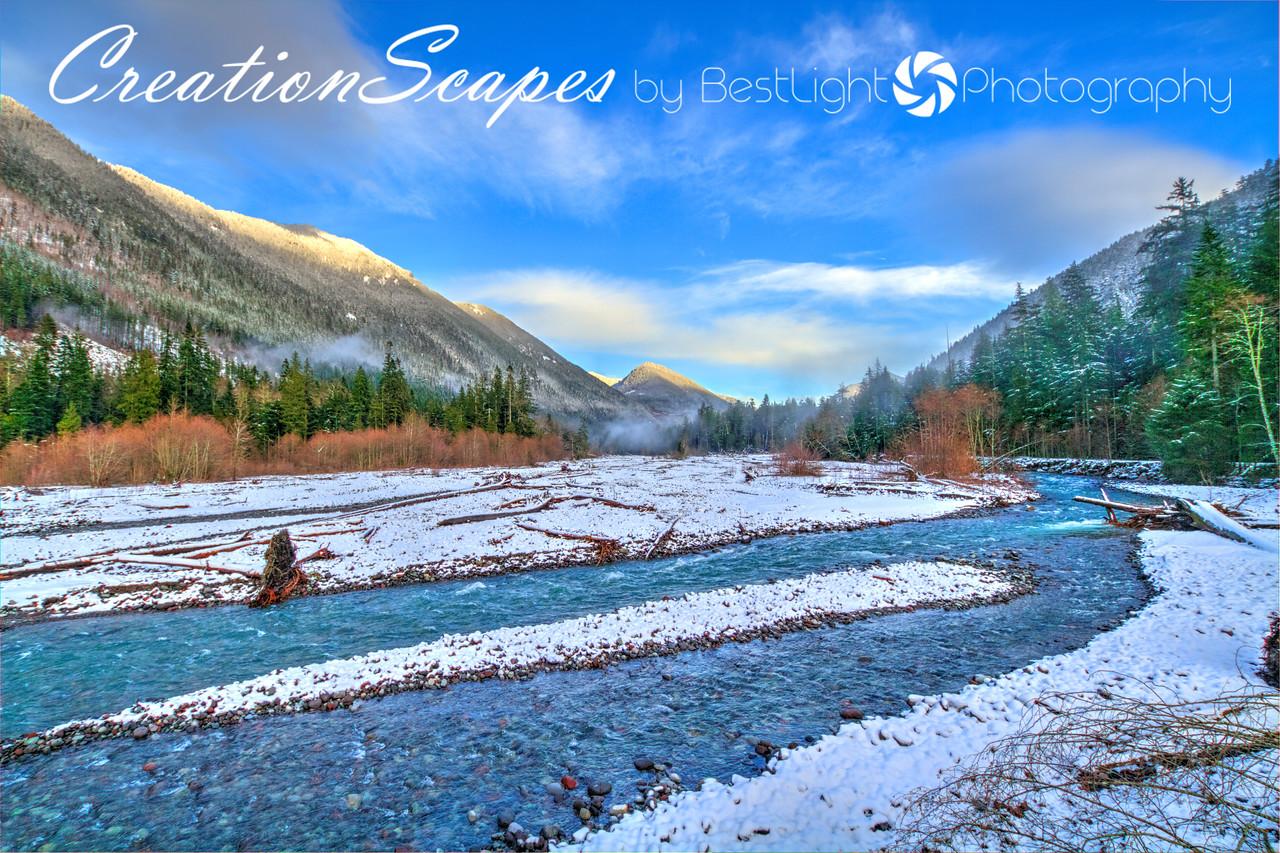 Carbon River, MT Rainier National Park