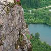 Edge of the ledge...