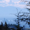 """This was the long awaited """"view of Seattle"""" ..."""