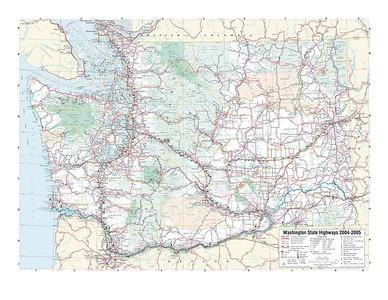 Washinton Maps