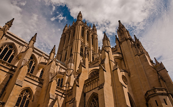 The Washington National Cathedral, Washington, DC