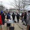 Marvin Gaye Park Cleanup 1-16-17 - Volunteers  (1)