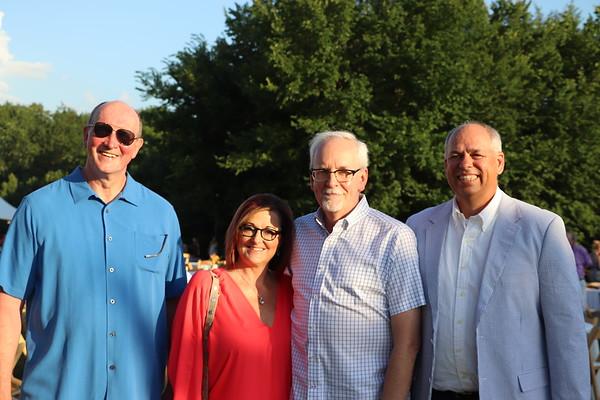 Washington Regional Medical Foundation Friends of Hospice Summer Garden Party 6.16.18