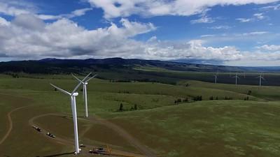 Wind Farm near Ellensburg 2