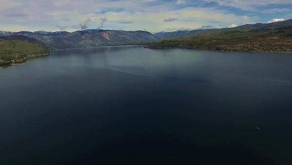 2 Chelan Lake from southern shore