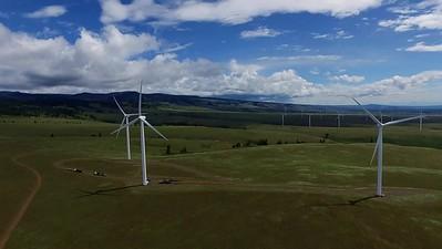 Wind Farm near Ellensburg