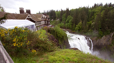 1 Nice spot for a hotel-Snoqualmie Falls