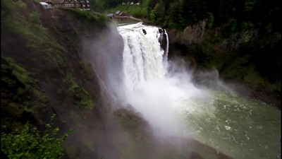 4 Short clip of Snoqualmie with sound