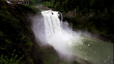 6 Snoqualmie Falls and the river below-muted