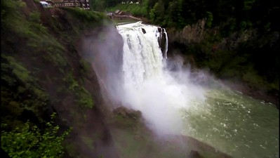 5 Short clip of Snoqualmie-muted