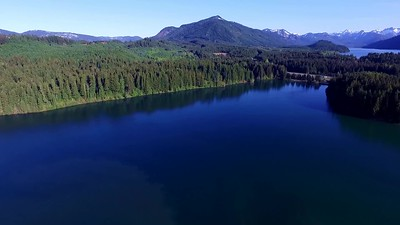 2-Flying to see Lake Kachess
