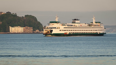 WSF Tacoma passes Alkai Point