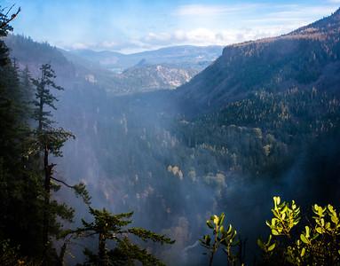 Washington State Puget Sound and Mt Rainier Areas 2017
