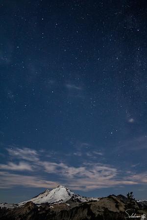 Mount Baker Night Shoot