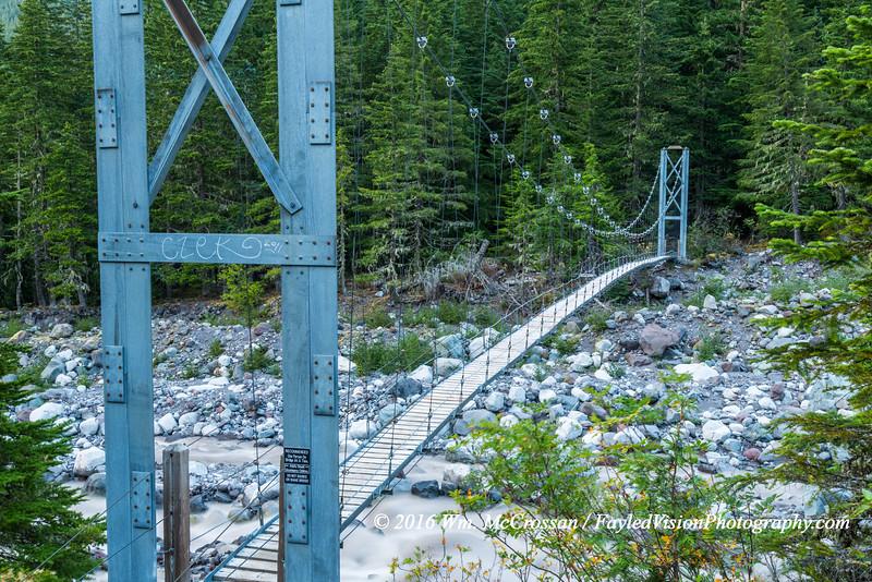 Carbon River Bridge