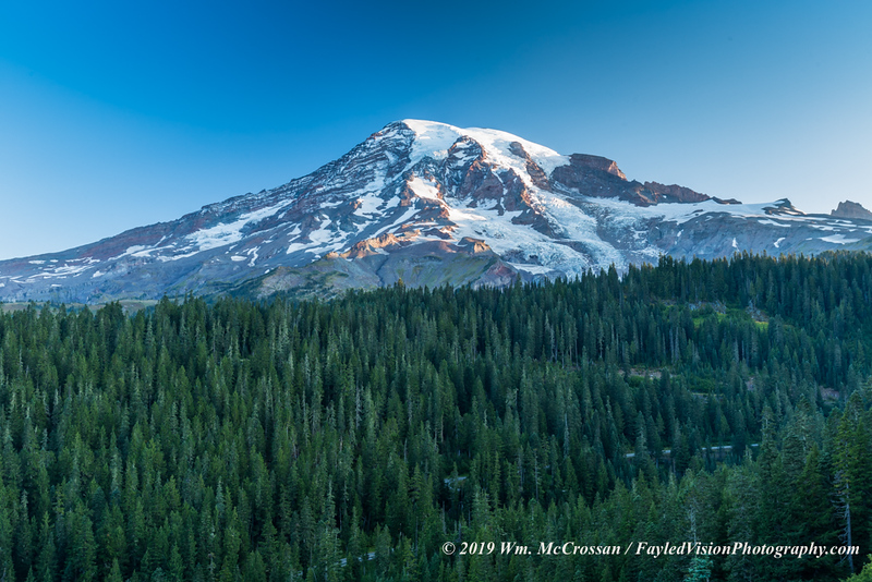 Inspiration Point, Mt. Rainier N.P.