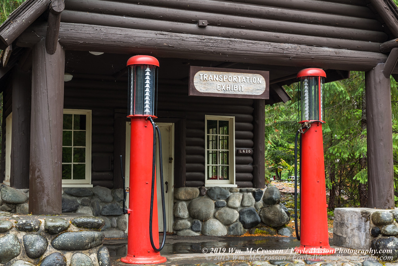 Longmire Visitor Center