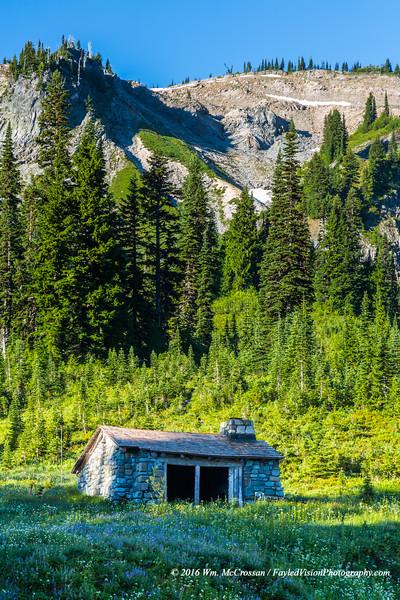 Indian Bar Trail Shelter