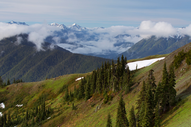Klahhane Ridge & Bailey Range