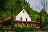 The Our Lady of Guadeloupe Chapel at Mossyrock, Washington, USA.