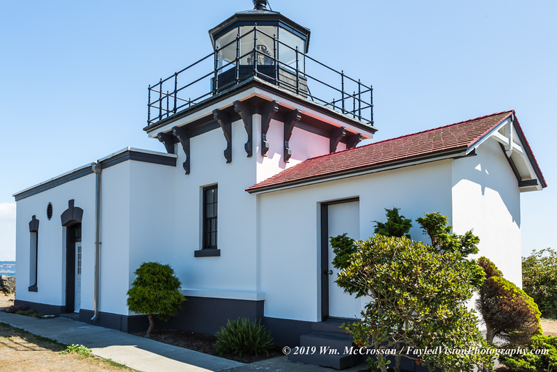 Point No Point Lighthouse