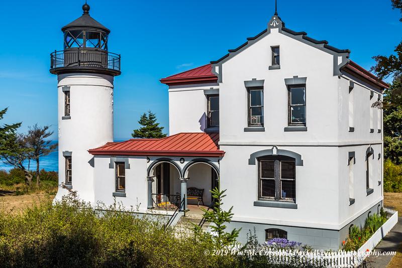 Admiralty Head Light, Whidbey Island, WA