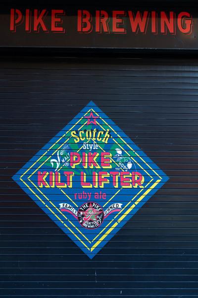 The Pike Brewing Company, Seattle, Washington