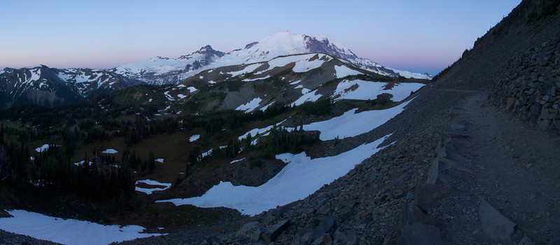 mt rainer pan