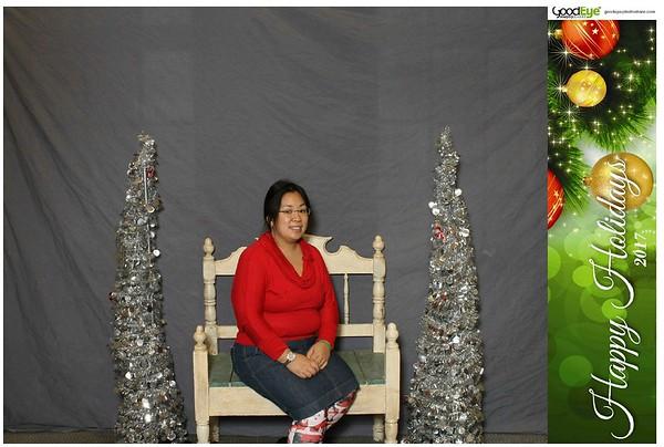 Washington University – Christmas Party