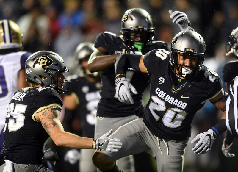 Colorado Washington NCAA Football