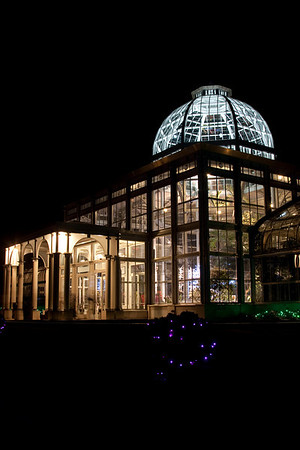 GardenFest of Lights-LewisGinter