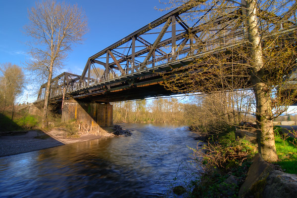 Puyallup River Bridge