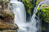 Lower Lewis River Falls - The Dry Summer of 2016  - 5