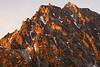 Stuart, Ingalls - Alpenglow on Mt. Stuart