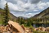 Leavenworth, Eightmile - View of Little Eightmile Lake