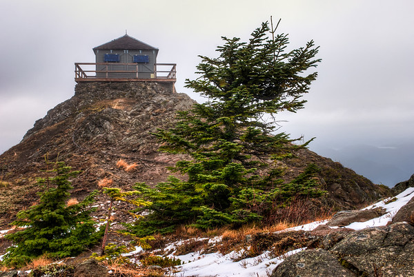 Kelly Butte Fire Lookout