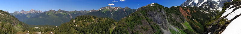 Mount Baker / Snoqualmie National Forest