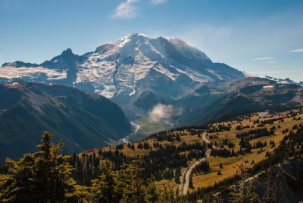 Dege Peak View