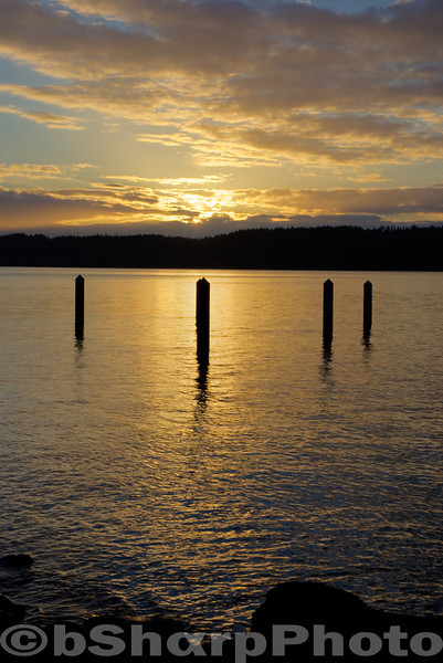 Taken from Mukilteo Lighthouse Park, Washington