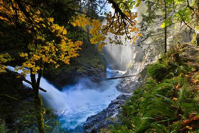 North Fork Sauk Falls