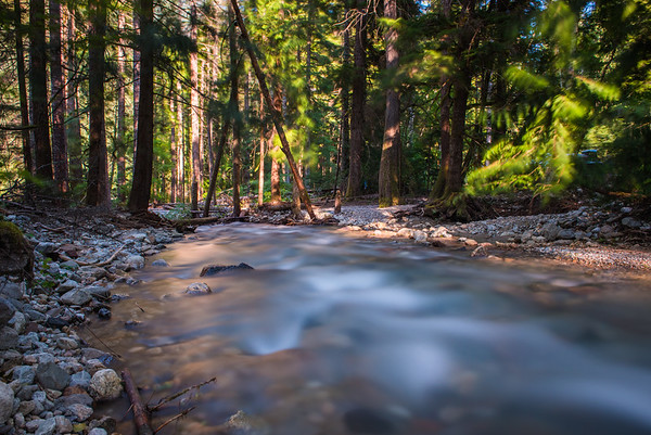 Colonial Creek Long Exposure