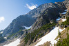 Rainy Pass, Easy Pass - Rocky ridges with sidelight