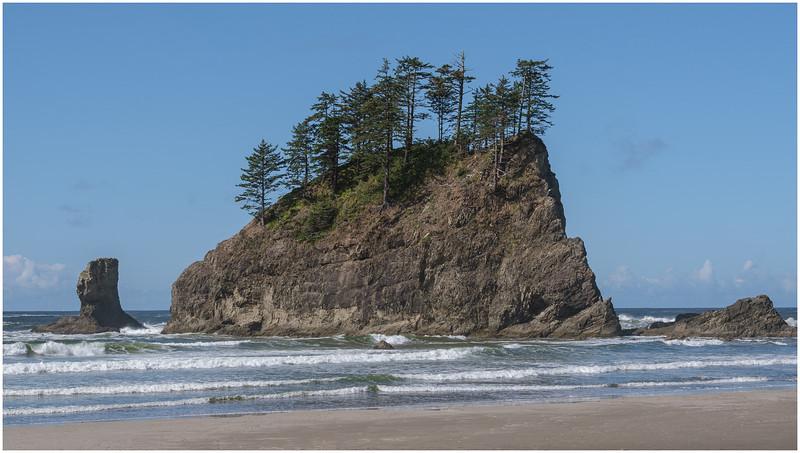 Sea Stack (Second Beach)