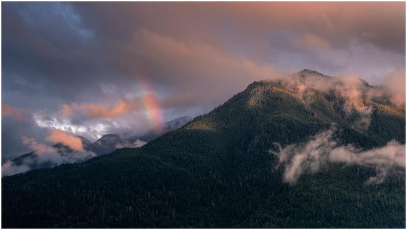 Rainbow (Crescent Lake)