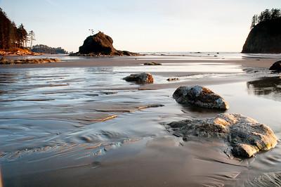 Second Beach Haystack