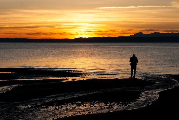 Hoodie Sunset