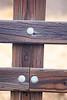 Kirkland, Juanita Bay - Close up of fence design