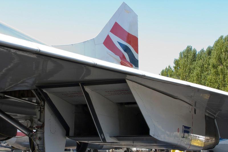The Concorde.